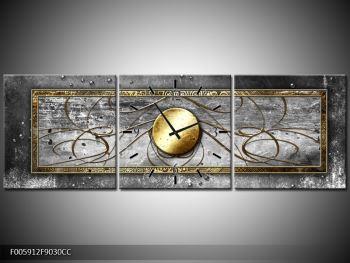 Obraz s hodinami F005912F9030CC (F005912F9030CC)
