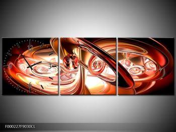 Moderní abstraktní obraz (F000227F9030CL)