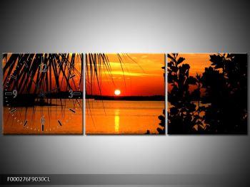 Obraz západu slunce (F000276F9030CL)