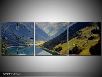 Obraz horského údolí (F001494F9030CL)
