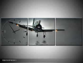 Obraz letadla  (F001593F9030CL)