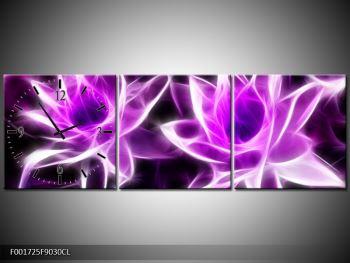 Moderní obraz květin (F001725F9030CL)