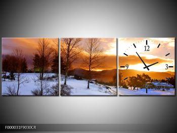 Obraz zimní krajiny (F000031F9030CR)