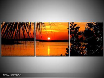 Obraz západu slunce (F000276F9030CR)