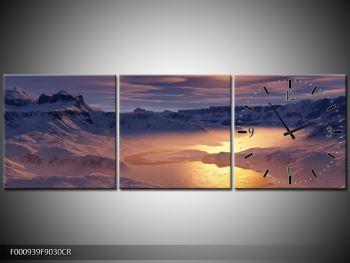 Krásný obraz zimní krajiny (F000939F9030CR)
