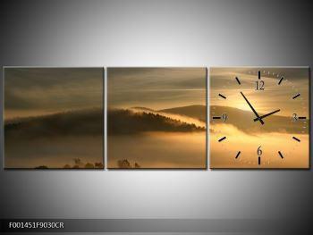 Obraz hor v mlze (F001451F9030CR)