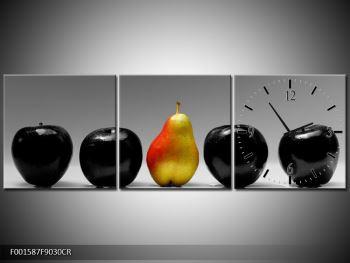 Obraz dvou jablek a hrušky (F001587F9030CR)