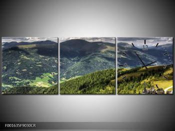 Obraz horského údolí (F001635F9030CR)