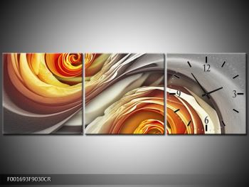Abstraktní obraz - spirál (F001693F9030CR)