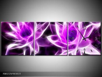 Moderní obraz květin (F001725F9030CR)