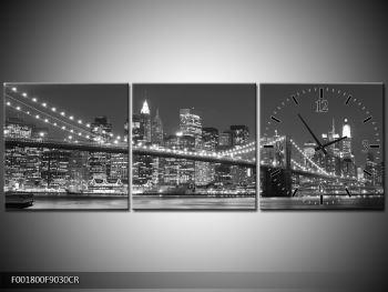 Moderní obraz - New York (F001800F9030CR)