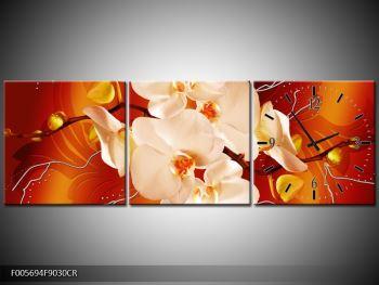 Obraz bílých orchidejí (F005694F9030CR)