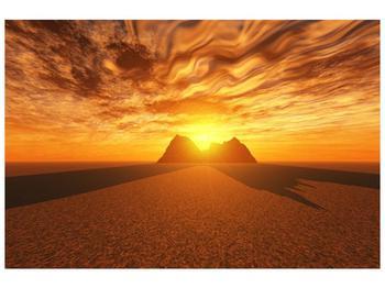 Obraz slunečního svitu (F000289F9060)
