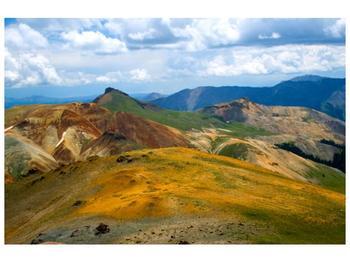 Obraz pohoří (F000517F9060)