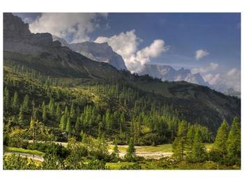 Krásný obraz hor (F001632F9060)