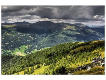 Obraz horského údolí (F001635F9060)