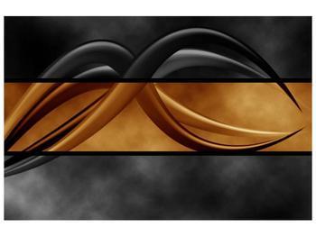 Dvoubarevný obraz chapadel (F002027F9060)