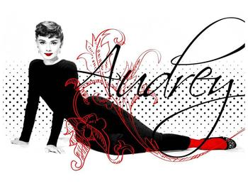 Obraz - Audrey Hepburn (F002154F9060)