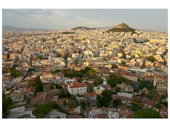 Obraz rozsáhlého města  (F002955F9060)