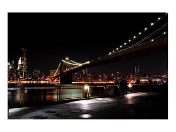 Tablou cu podul Brooklyn (K010844K9060)