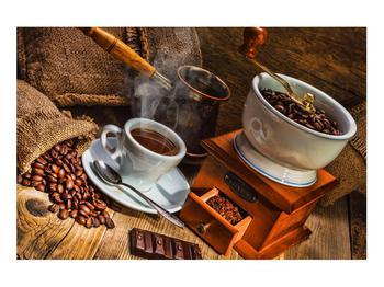 Tablou cu ceașca de cafea (K011128K9060)