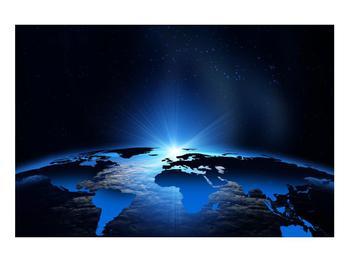 Obraz mapy světa (K011269K9060)