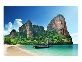 Obraz mořské pláže (K011320K9060)