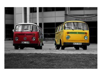 Obraz starých vozidiel (K011401K9060)