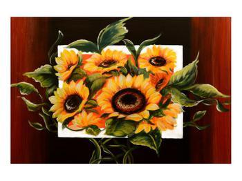 Obraz slunečnic (K011496K9060)