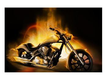 Tablou cu motocicleta (K012329K9060)