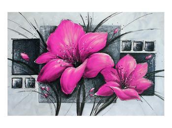 Tablou cu flori (K012456K9060)