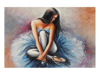 Obraz baletky (K012736K9060)
