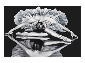 Tablou cu balerina (K014956K9060)