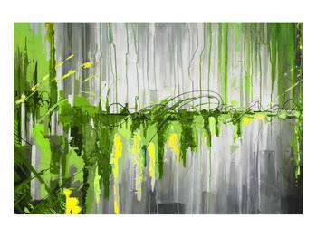 Abstraktní obraz - malba (K014961K9060)