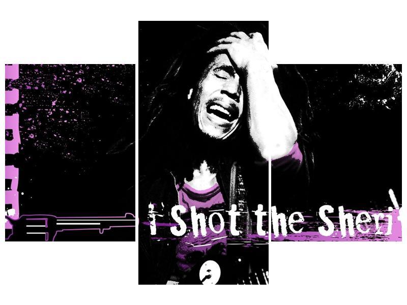 Obraz Bob Marley (F002162F90603PCS)
