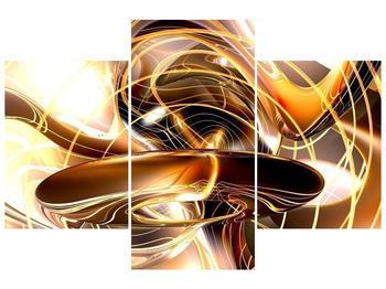 Moderní obstraktní obraz (F000203F90603PCS)