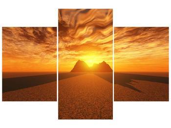 Obraz slunečního svitu (F000289F90603PCS)