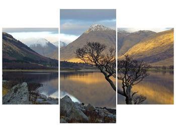 Obraz hor u jezera (F000686F90603PCS)