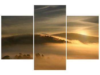 Obraz hor v mlze (F001451F90603PCS)