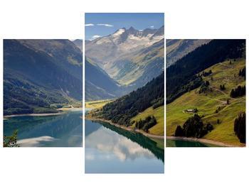 Obraz horského údolí (F001494F90603PCS)
