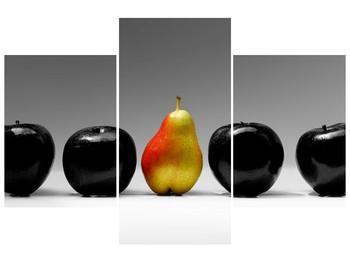 Obraz dvou jablek a hrušky (F001587F90603PCS)