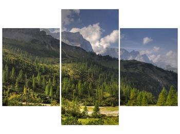 Krásný obraz hor (F001632F90603PCS)
