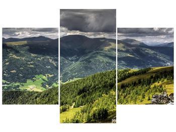 Obraz horského údolí (F001635F90603PCS)