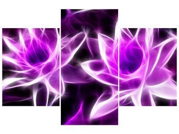 Moderní obraz květin (F001725F90603PCS)
