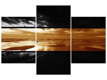 Dvroubarevný obraz moře (F001957F90603PCS)