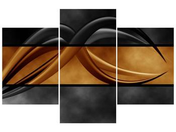 Dvoubarevný obraz chapadel (F002027F90603PCS)