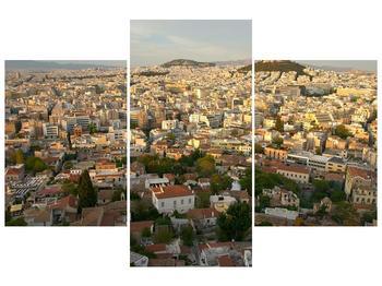 Obraz rozsáhlého města  (F002955F90603PCS)