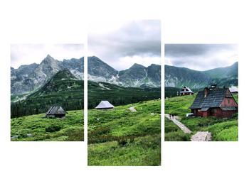 Obraz horské krajiny (K010099K90603PCS)