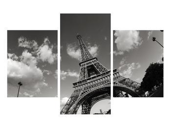 Obraz Eiffelovy věže  (K010545K90603PCS)