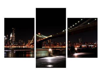 Tablou cu podul Brooklyn (K010844K90603PCS)